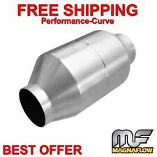 "MagnaFlow Chevy Duramax 6.6L 4"" Spun Catalytic Converter OBDII 60121"