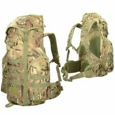 Highlander Military Rucksack Army MOLLE Waterproof Forces Backpack 44L HMTC