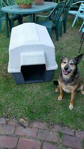 Used Petmate brand Dog Kennel