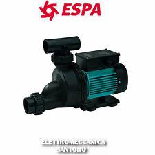 ELETTROPOMPA POMPA PER IDROMASSAGGIO PER PISCINA TIPER 1 70 HP 0,5 VOLT 220 ESPA