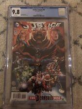 Justice League #50  CGC 9.8 (3 Jokers Revealed)