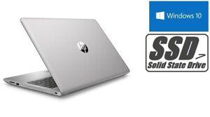HP Laptop Quad-Core i7 silber 16GB RAM ~ 1TB SSD HDMI, DVD, WLAN, Windows10 Pro