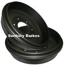 Suits Ford F100 BRONCO Brake Drums rear 4x2 &, 4x4 1975 to 1986  DR1620 x 2