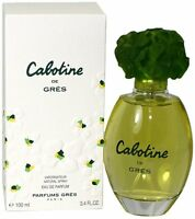 CABOTINE DE GRES by Parfums * Perfume for Women * EDP * 3.4 oz * NEW IN BOX