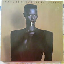GRACE JONES LP NIGHTCLUBBING 1981 HOLLAND VG++/VG++