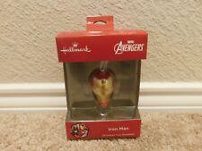 Brand new in the box Hallmark Marvel Avengers Iron Man Christmas Tree Ornament