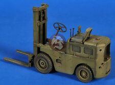 Verlinden 1/35 Forklift Truck from 1940's WWII [Resin Diorama Model kit] 2622