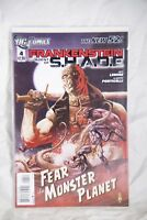 DC Comics Frankenstein Agent of S.H.A.D.E (The New 52) Issue #4
