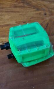 Brand New BMX freestyle bike plastic pedals