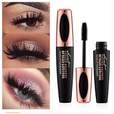 4D Silk Fiber Lash Mascara Eyelashes Waterproof Long Extension Long Last Make-Up