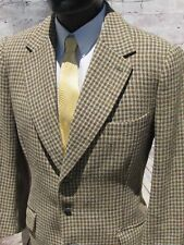 Campbell's House of Tweed Beuly Scotland 42 R Sport coat jacket (LOC 15.3)