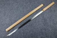 "40.55""Japan Shrine Ninja Sect Samurai Full Tang Sword Katana Carbon Steel Sharp"