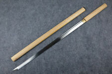"40.55""Japan Shrine Ninja Sect Samurai Full Tang Sword Katana Carbon Steel Sharp"