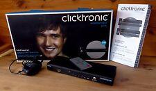 clicktronic Full HD Switch 4x1, HighEnd HDMI Umschalter