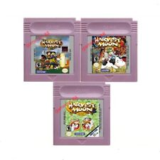 Harvest Moon 1 2 3 FOR Game Boy GB GBC GBA SP