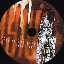 CD album format single: Backsight - Kids on the Move: split disc sur PC/Mac. D7