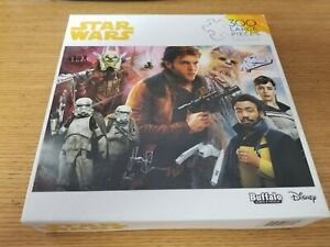 Sealed Star Wars Hans Solo Chewbacca 300 Piece Puzzle: New