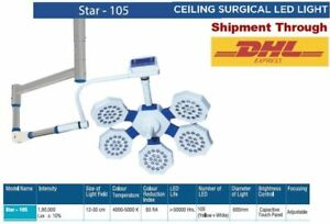 Operation Theater Surgical LED Lamp Focusing : Adjustable Examination LED Light