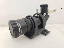 Celestron Sct 9x50 erect image Raci Finderscope with Illuminated Eyepiece Black