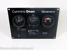 Onan RV Diesel Generator Deluxe Remote Panel  With Gauges 300-5027