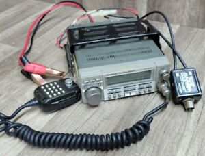 KENWOOD TW 4000A FM DUAL BANDER HAM RADIO with kenwood duplexer