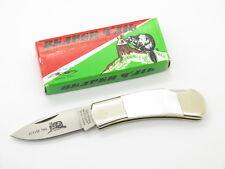VTG PARKER SEKI JAPAN LITTLE BEAVER PEARL LOCKBACK FOLDING POCKET KNIFE