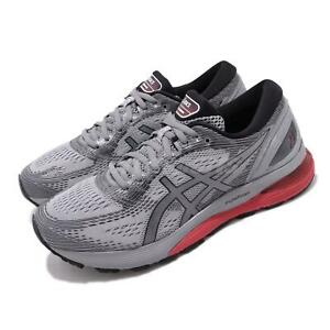 Asics Gel-Nimbus 21 Sheet Rock Grey Black Men Running Shoes Sneaker 1011A169-022