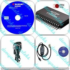 Diagnostic kit for Suzuki SDS 8.2 Outboard Marine Boat