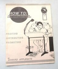 HOW TO PUBLISH A COMIC BOOK IN THE DIRECT MARKET PRINTING DISTRIBUTING PROMOTE