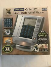 Innovage TALKING Caller ID LCD Touch Panel Phone - FREE SHIPPING