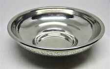 Swedish Pewter bowl Alton F KE Palmberg G10 = 1981