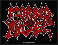 OFFICIAL LICENSED - MORBID ANGEL - LOGO SEW-ON PATCH DEATH METAL