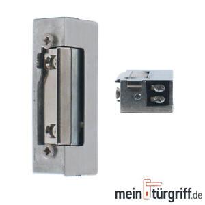 Dorcas Elektrischer Türöffner mit Tagesentriegelung E-Öffner D-45.ND/FLEX 20mm