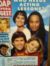 SOAP OPERA DIGEST BACK ISSUE 03/14/1995 DAYTIME TV SERIALS DRAMA & PHOTOS !!