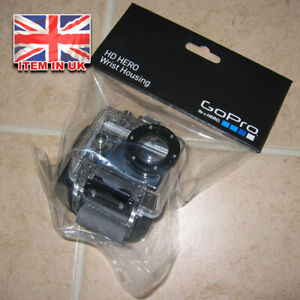 SALE! GoPro HERO and HERO2 Official Wrist Housing (AHDWH-001) - NEW & SEALED