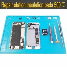 28*20 Soldering Repair Maintenance Platform Heat Insulation Silicone Pad Mat US