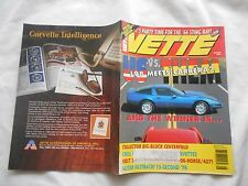 VETTE Magazine-AUGUST,1991-US VS. THEM-L98 MEETS CARRERA2-AND THE WINNER IS...