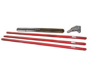 CONCRETE BULL FLOAT NEW  1200 x 200mm  steel dont miss