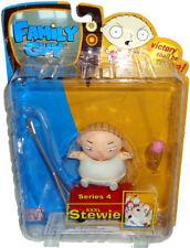 Family Guy XXXL Stewie Action Figure MIB Series 4 Mezco Toy Fat