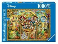 Ravensburger 152667 The Best Disney Themes 1000 Piece Jigsaw Puzzle