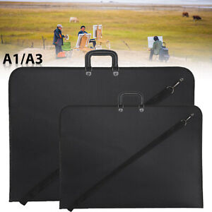 A1 A3 Water Proof Portfolio Case Design Art Work Painting Storage Folder Bag