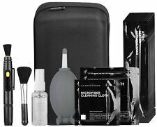 Movo Deluxe Camera Cleaning Kit w/14 APS-C Sensor Swabs, Blower, Lens Pen + More
