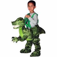 Halloween Costume T Rex Dino Rider 3T/ 4T NEW Dinosaur Ride-On