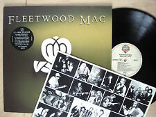 Fleetwood Mac Greatest Hits + Inner LP Rhiannon Dreams Don't Stop EX/NM
