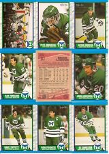 1998-99 OPC O-Pee- Chee Hartford Whalers Complete Team Set (16)
