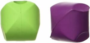 Petmate Jackson Galaxy Natural Hollow Play Dice 2 pack kitten cat toy chase Soft