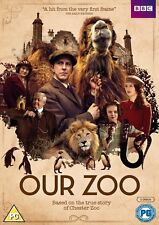 Our Zoo (Lee Ingleby BBC TV Series 1 Season Chester Zoo) Reg 4 New DVD (2 Discs)