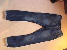 River Island Men's Cuffed, Jogger Jeans
