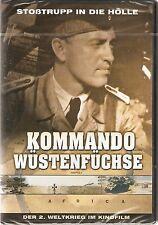 NEU: Kommando Wüstenfüchse - Stoßtrupp in die Hölle; Todesmarsch Afrika 1943