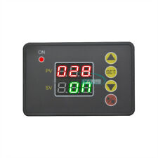 Digital Dual LED 110-220V Time Delay Relay Module Timing 0-999 Cycle Controller